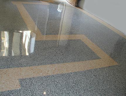 Le tecniche di realizzazione dei terrazzi alla veneziana o mosaici